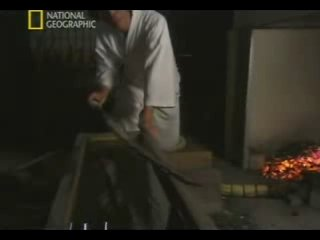 "National Geographic - ""Samurai Sword"". (����� ����������� ���: ����������� ���)"