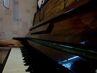 Julia Lav . Titanik - my heart will go on .(piano)